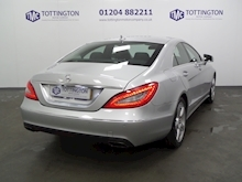 Mercedes-Benz Cls Cls350 Cdi Blueefficiency Diesel Automatic - Thumb 7