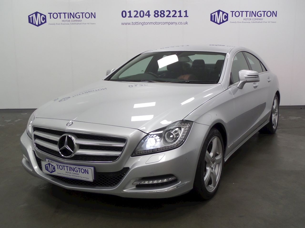 Mercedes-Benz Cls Cls350 Cdi Blueefficiency Diesel Automatic 3.0 4dr Coupe Automatic Diesel