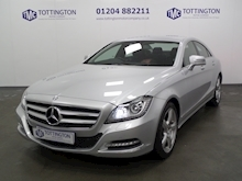 Mercedes-Benz Cls Cls350 Cdi Blueefficiency Diesel Automatic - Thumb 2