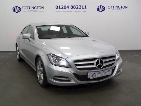 Mercedes-Benz Cls Cls350 Cdi Blueefficiency Diesel Automatic
