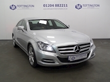 Mercedes-Benz Cls Cls350 Cdi Blueefficiency Diesel Automatic - Thumb 0