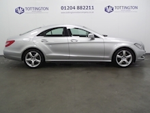Mercedes-Benz Cls Cls350 Cdi Blueefficiency Diesel Automatic - Thumb 8