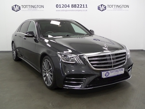 Mercedes-Benz S Class S 350 D L Amg Line Executive Premium Plu