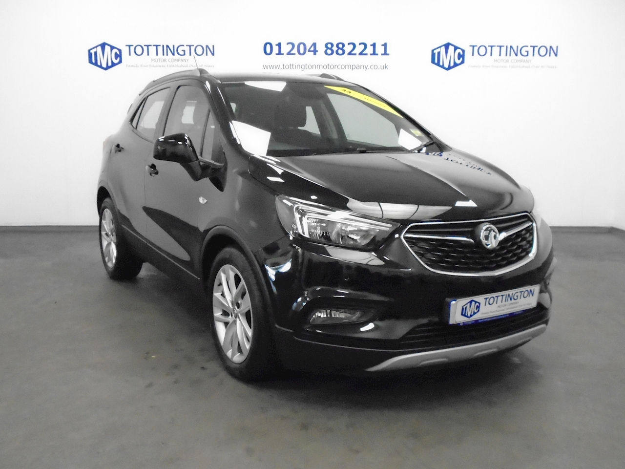 Vauxhall Mokka X Active S/S Hatchback 1.6 Manual Petrol