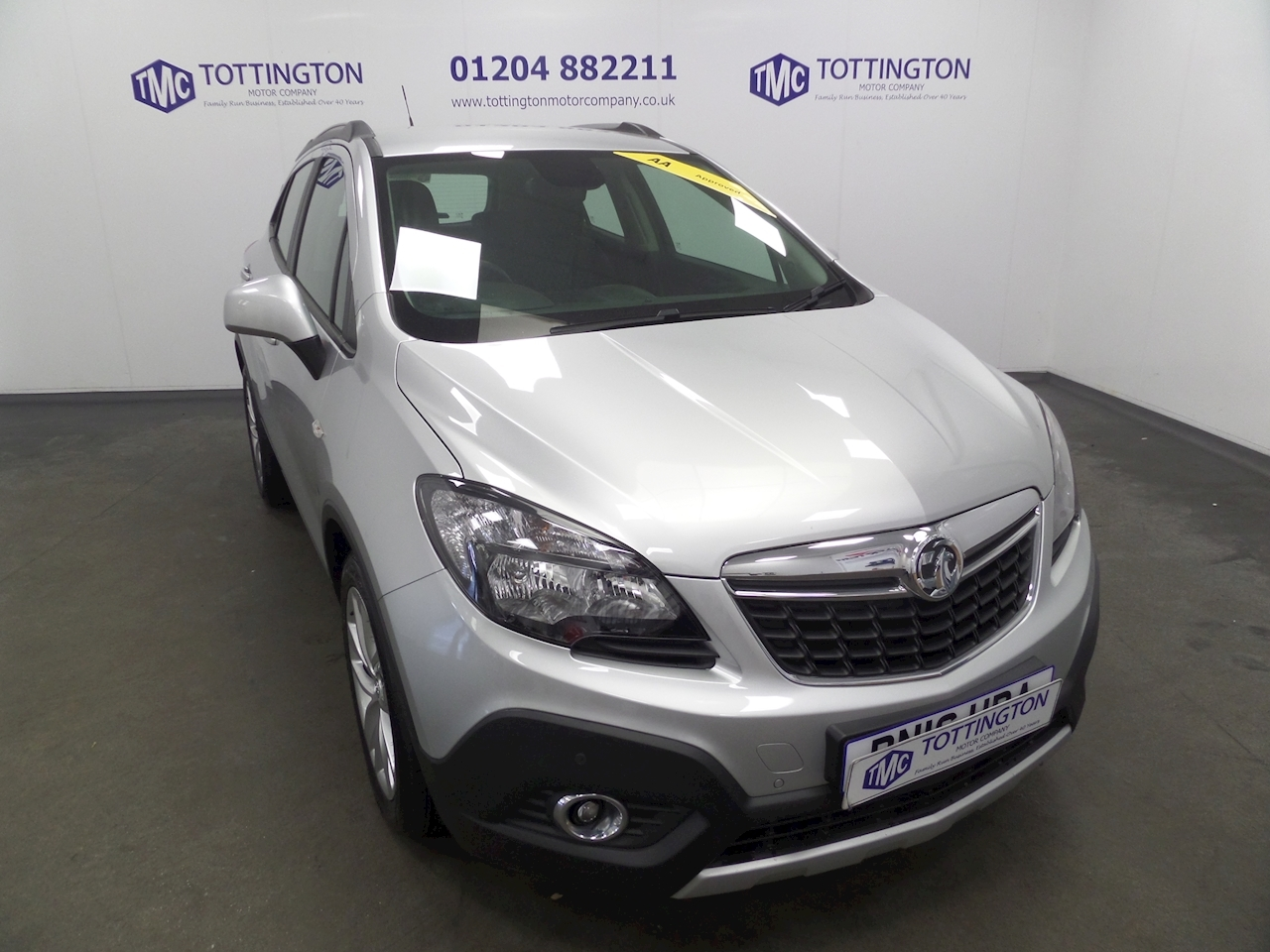 Vauxhall Mokka Exclusiv 1.6 5dr Hatchback Manual Petrol
