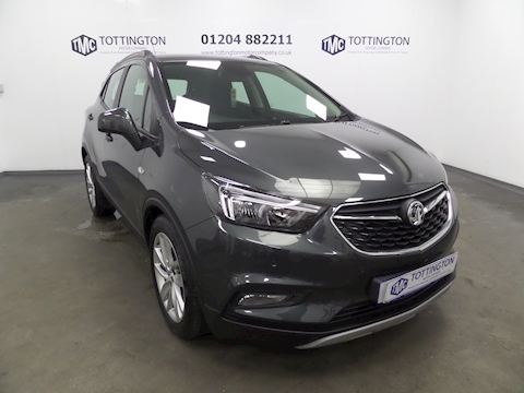 Vauxhall Mokka X Turbo Active