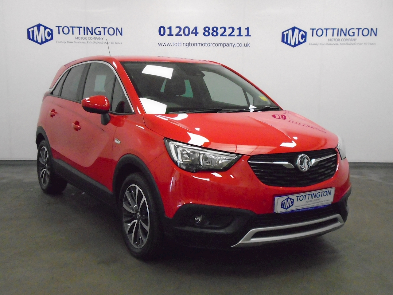Vauxhall Crossland X Elite 1.2 5dr SUV Manual Petrol