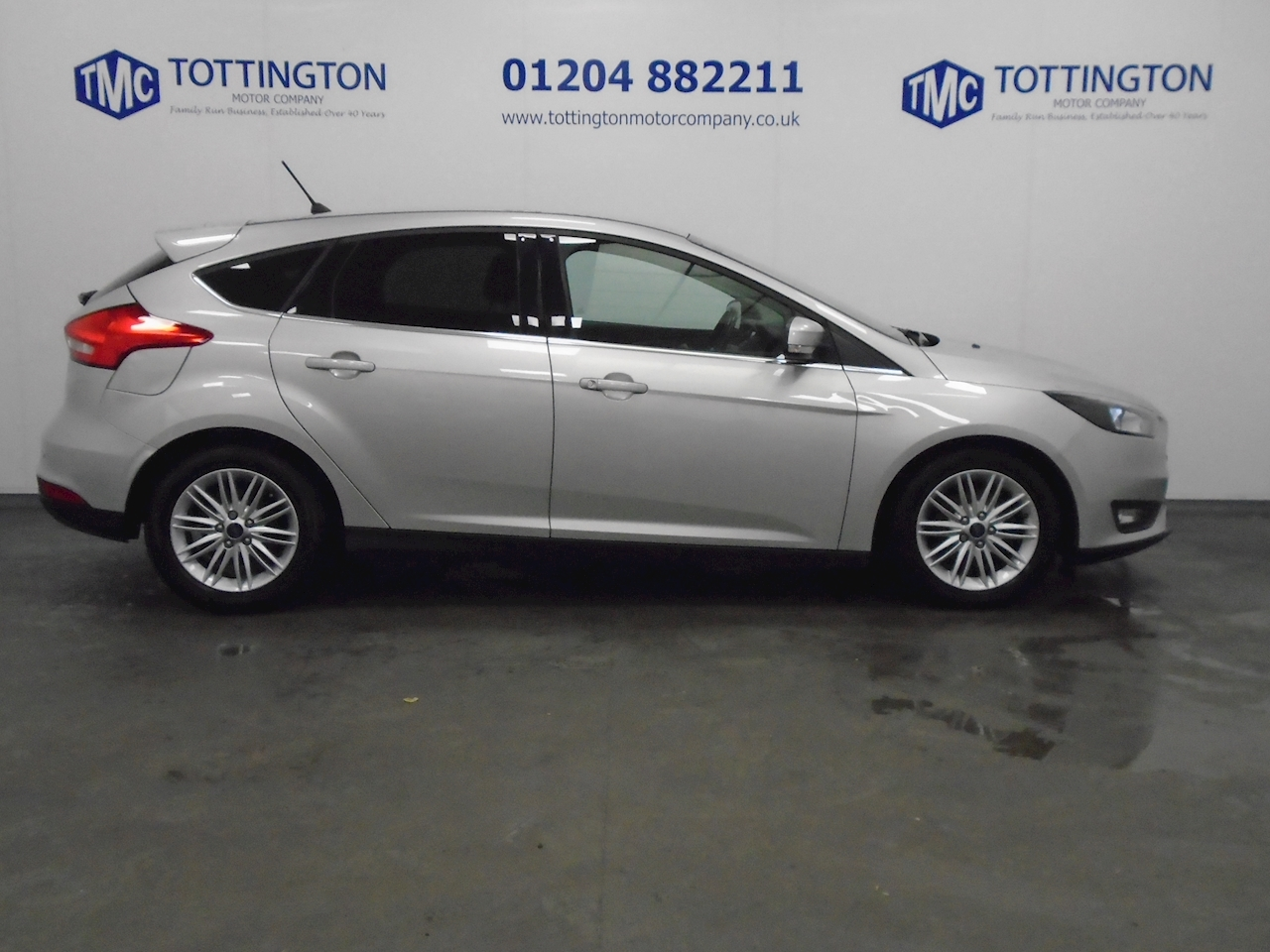 Ford Focus Zetec Edition 1 5dr Hatchback Manual Petrol