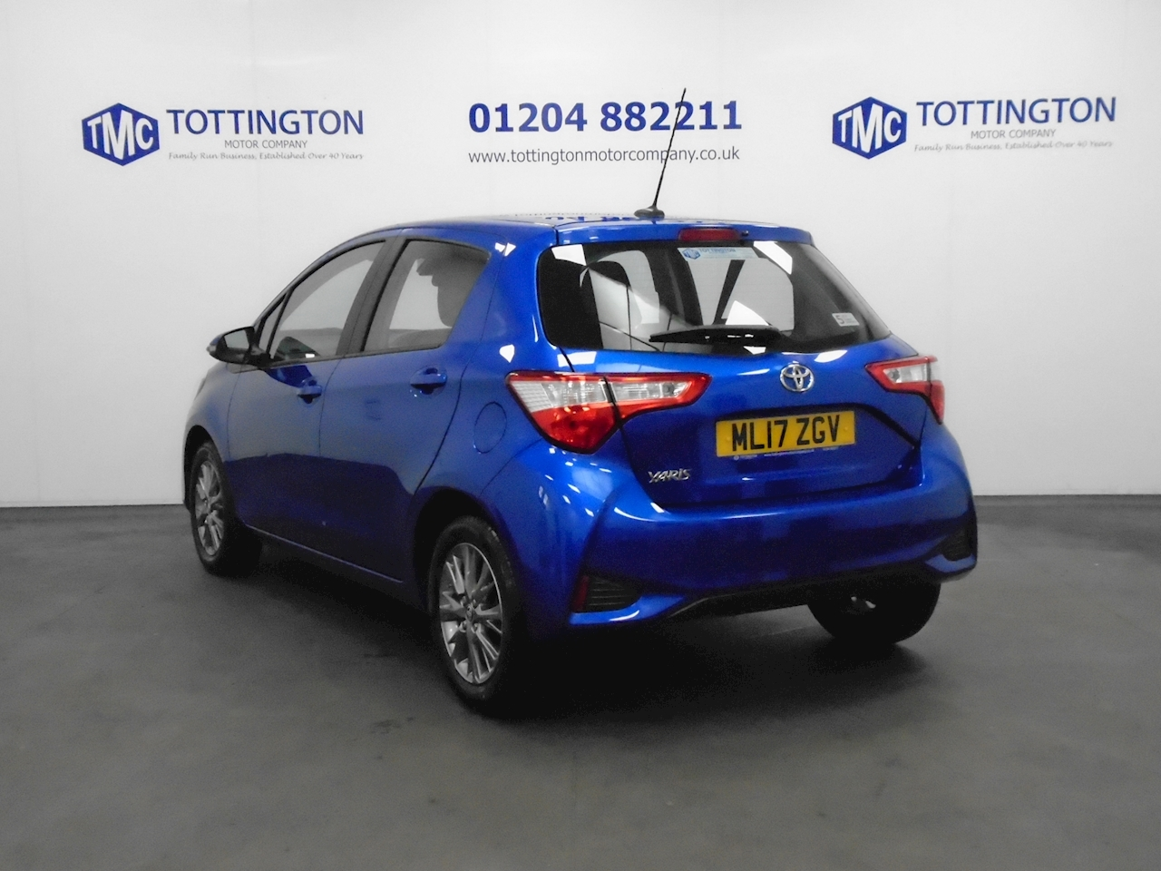 Toyota Yaris Icon 1.5 5dr Hatchback Manual Petrol