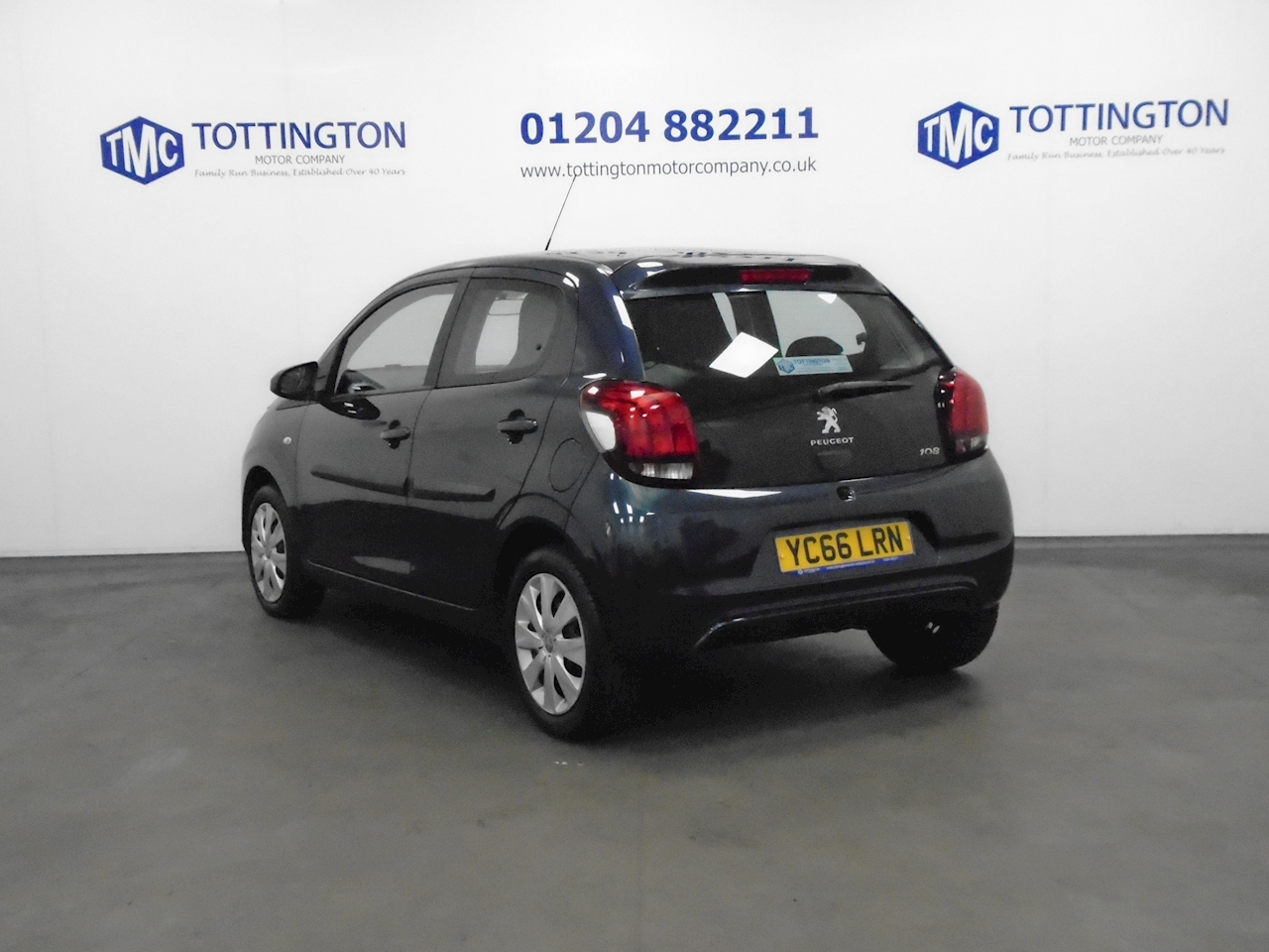 Peugeot 108 Active Hatchback 1.0 Manual Petrol