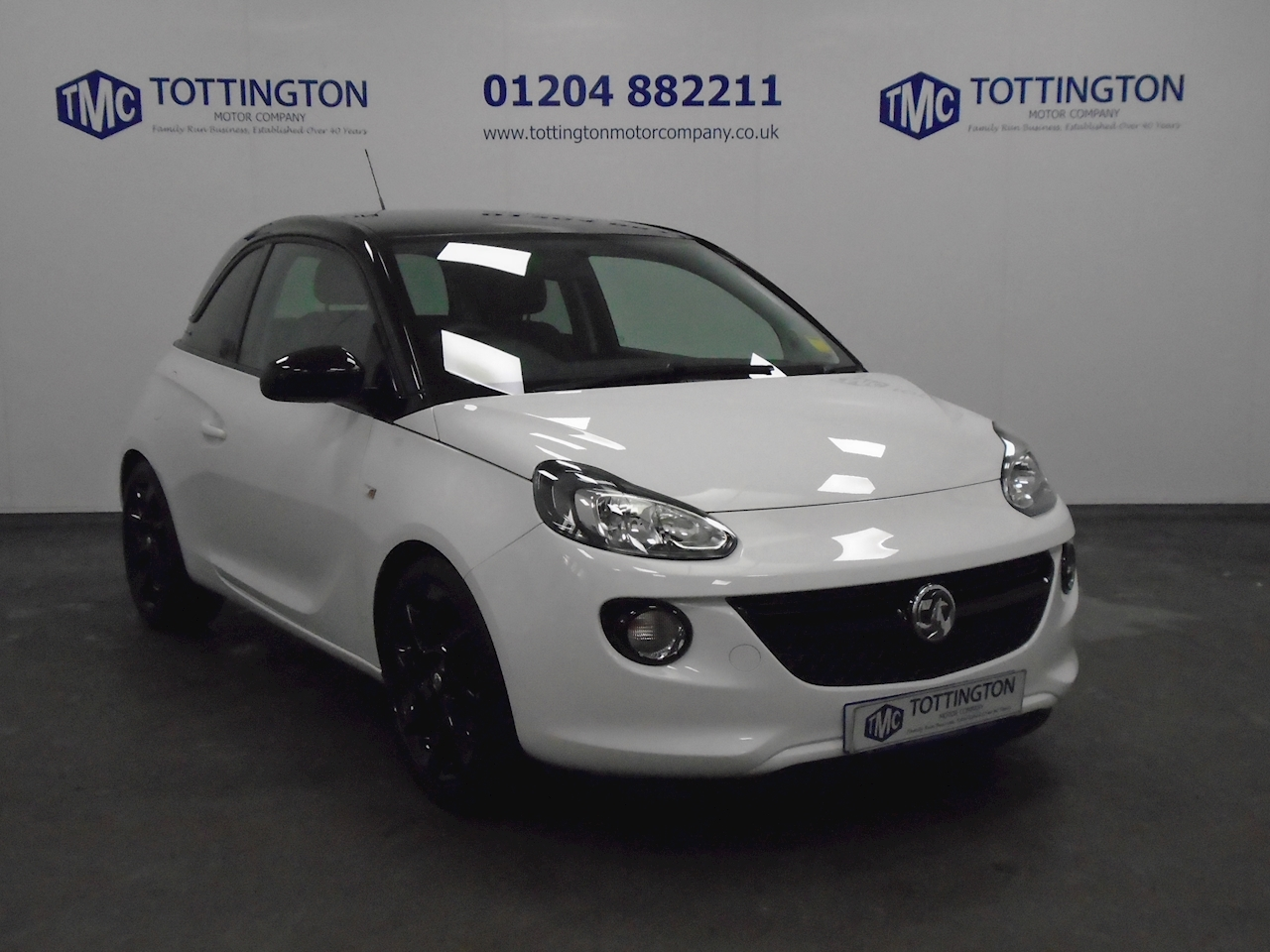 Vauxhall ADAM ENERGISED 1.2 3dr Hatchback Manual Petrol