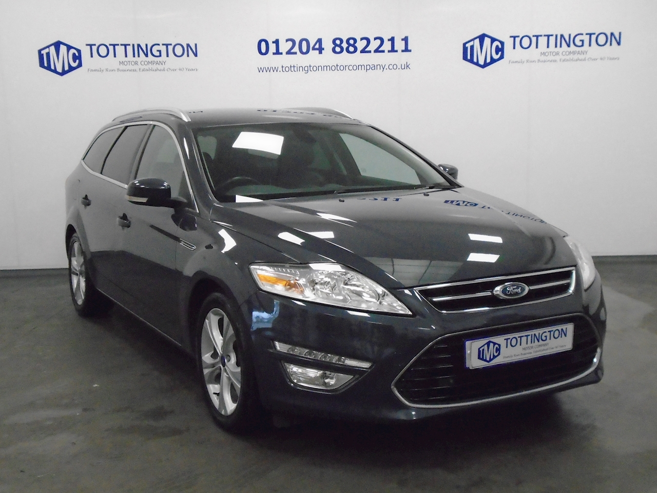 Ford Mondeo Titanium X Hatchback 2.0 Manual Diesel