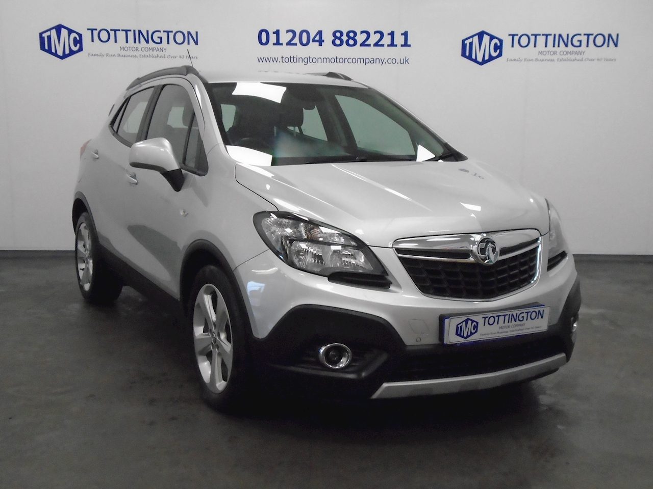 Vauxhall Mokka Exclusiv Hatchback 1.6 Manual Petrol