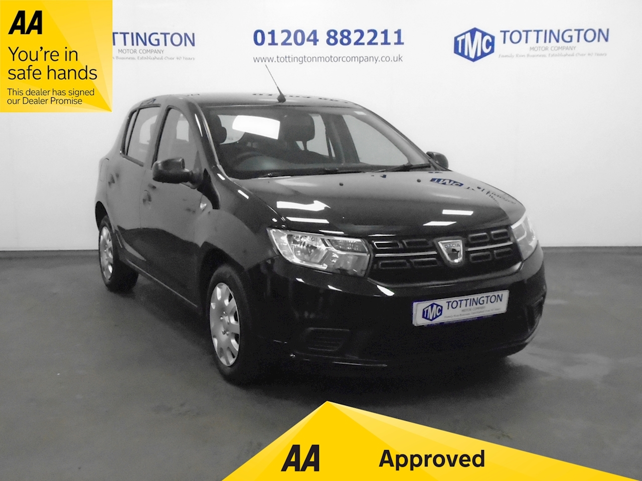 Dacia Sandero Essential 1.0 5dr Hatchback Manual Petrol