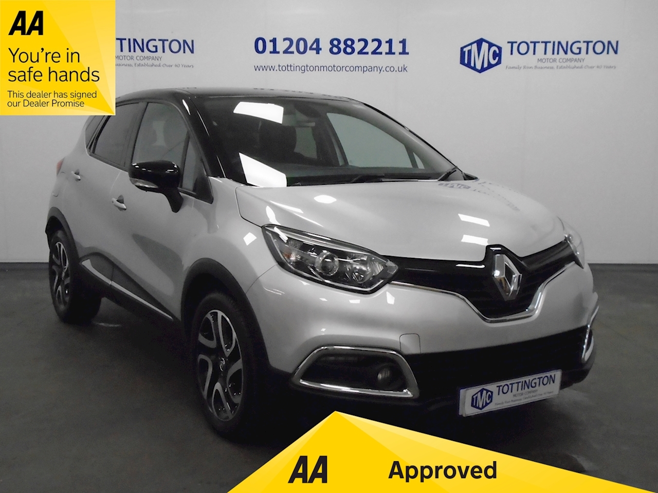 Renault Captur Dynamique S Nav Dci 1.5 5dr Hatchback Manual Diesel