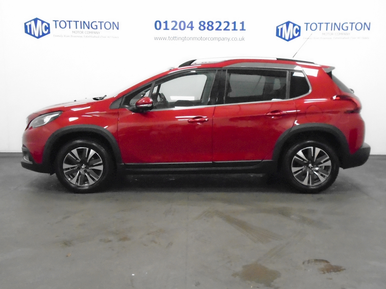 Peugeot 2008 Allure 1.2 5dr SUV Manual Petrol