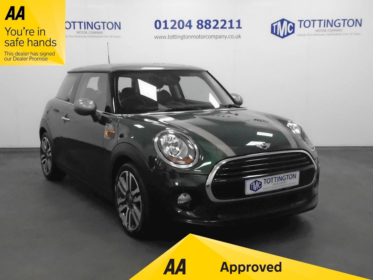 MINI Hatch 3-Door Hatch Cooper Seven Edition 1.5 3dr Hatchback Manual Petrol