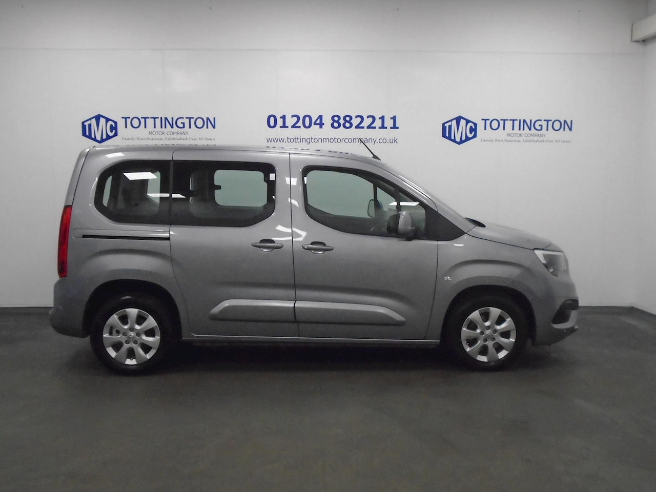 Vauxhall Combo Life Energy 1.5 5dr MPV Manual Diesel