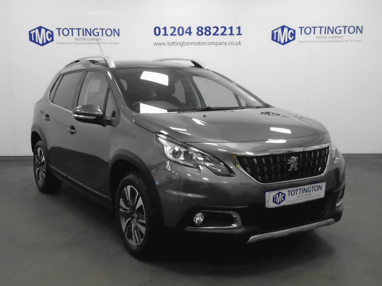 Peugeot 2008 Allure SUV 1.2 Manual Petrol