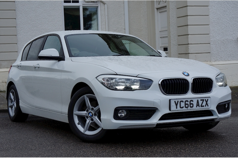 BMW 1 Series 116D Ed Plus