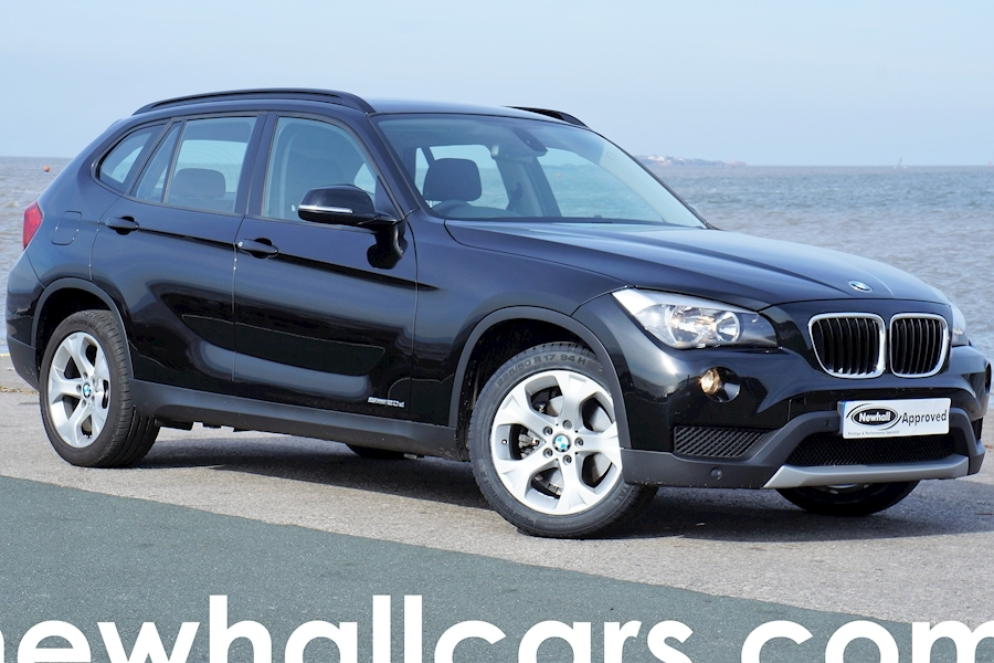 Bmw X1 Sdrive20d Se