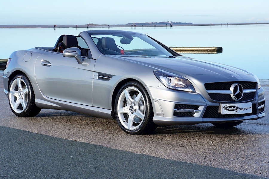Mercedes Slk Slk250 Cdi Blueefficiency Amg Sport