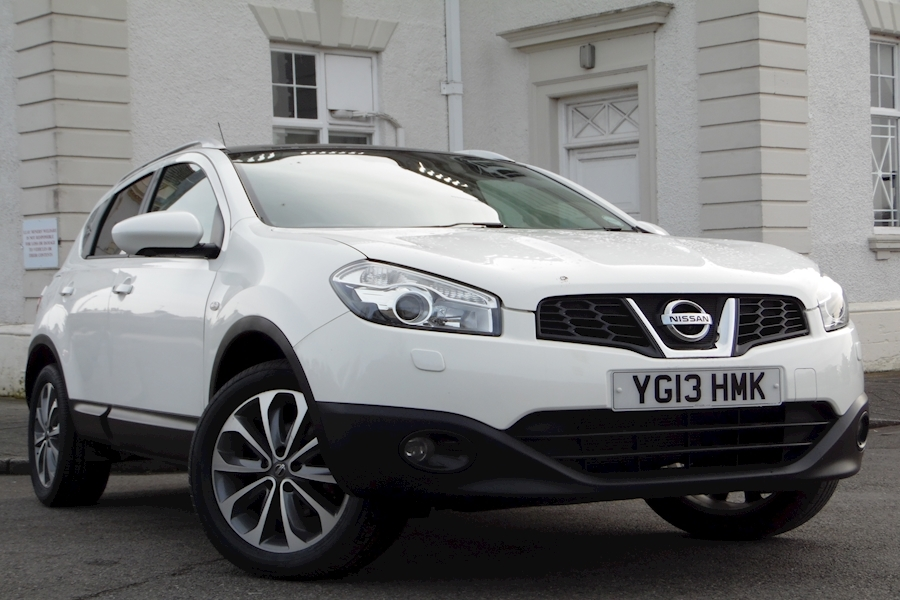 Qashqai Tekna Is Hatchback 1.6 Manual Petrol