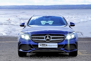 C Class C300 H Sport 2.1 5dr Estate Automatic Diesel/Electric
