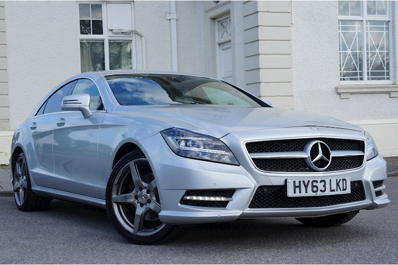 Mercedes Cls CLS 250 Cdi Blueefficiency Sport