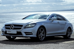 CLS 250 Cdi Blueefficiency Sport 2.1 4dr Coupe Automatic Diesel