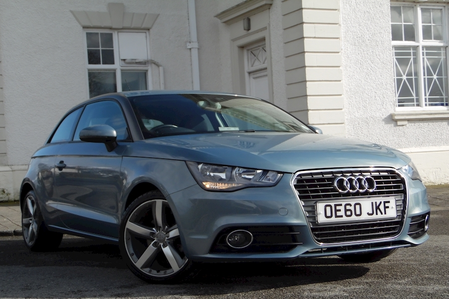 A1 Tdi Sport Hatchback 1.6 Manual Diesel