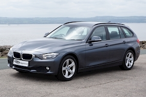 3 Series 320D Se Touring Estate 2.0 Manual Diesel