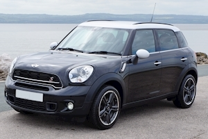 Mini Countryman Cooper Sd Hatchback 2.0 Manual Diesel