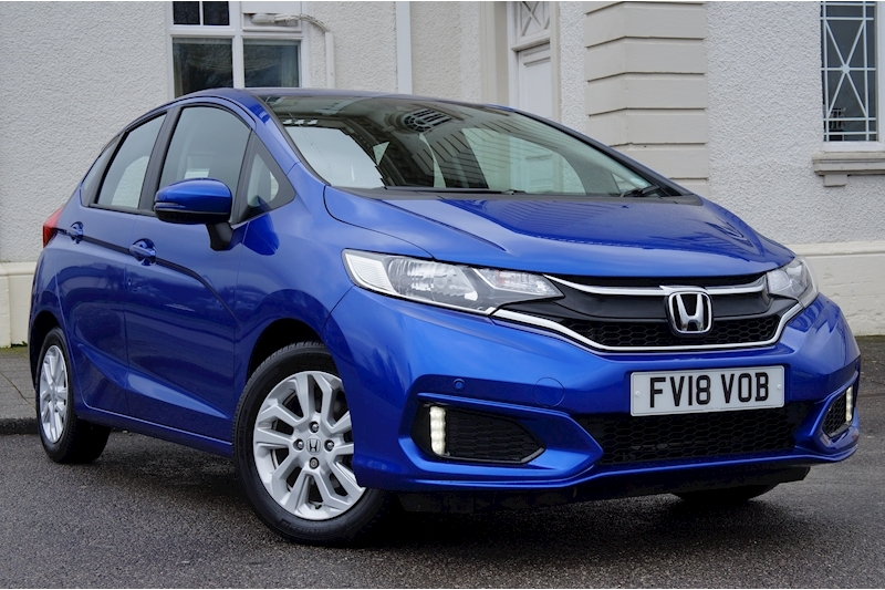 Jazz i-VTEC SE 1.3 5dr Hatchback Manual Petrol