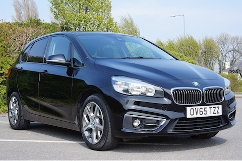 2 Series 218I Luxury Active Tourer Hatchback 1.5 Manual Petrol