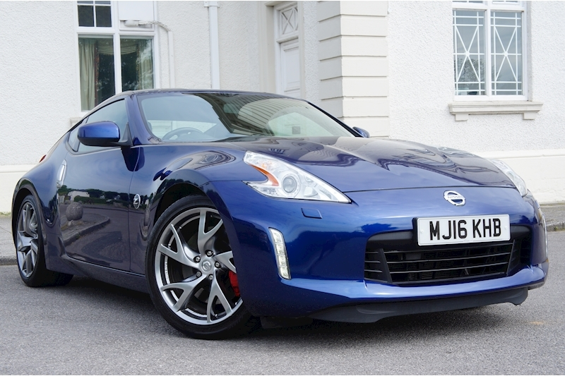 370Z V6 Gt Coupe 3.7 Manual Petrol