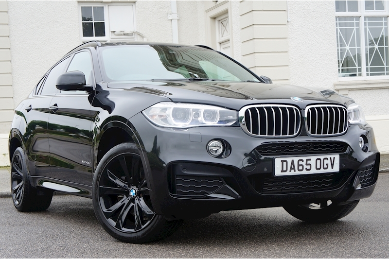BMW X6 XDRIVE MSPORT