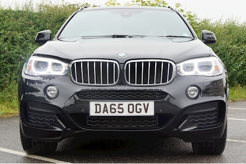X6 XDRIVE 40D MSPORT COUPE AUTO DIESEL