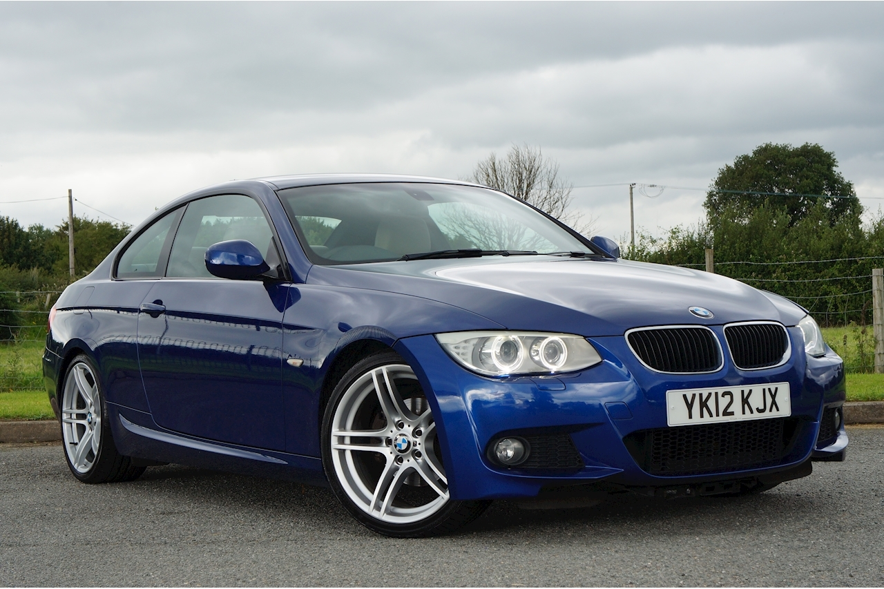 320i M Sport Coupe 2.0 2dr Coupe Manual Petrol