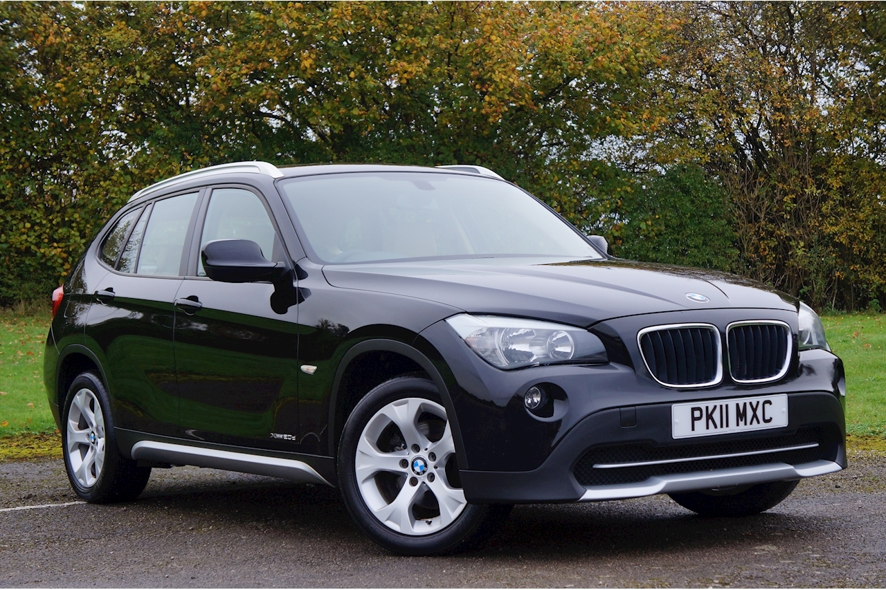 X1 xDrive 20d SE 2.0 5dr Estate Automatic Diesel
