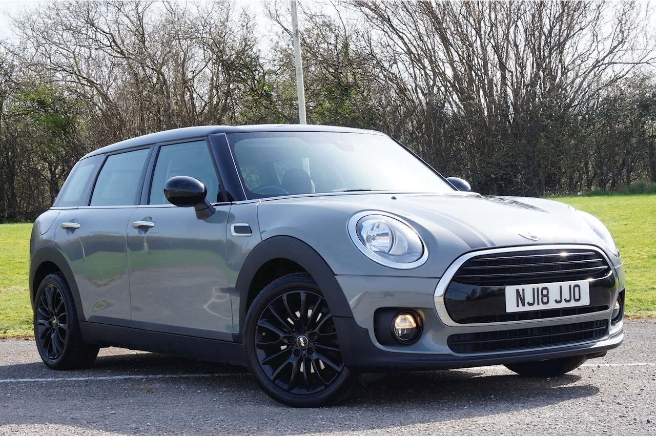 1.5 Cooper Estate 6dr Petrol Manual (s/s) (136 ps)