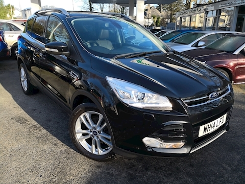 Ford Kuga Titanium X Hatchback 1.6 Manual Petrol
