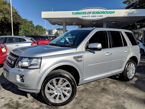Land Rover Freelander Td4 Xs Estate 2.2 Manual Diesel