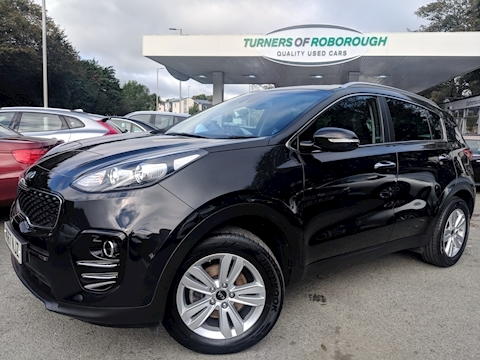 Kia Sportage 2 Isg Estate 1.6 Manual Petrol