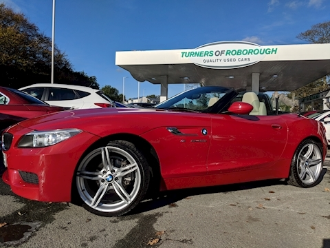 Bmw Z Series Z4 Sdrive20i M Sport Roadster Convertible 2.0 Automatic Petrol