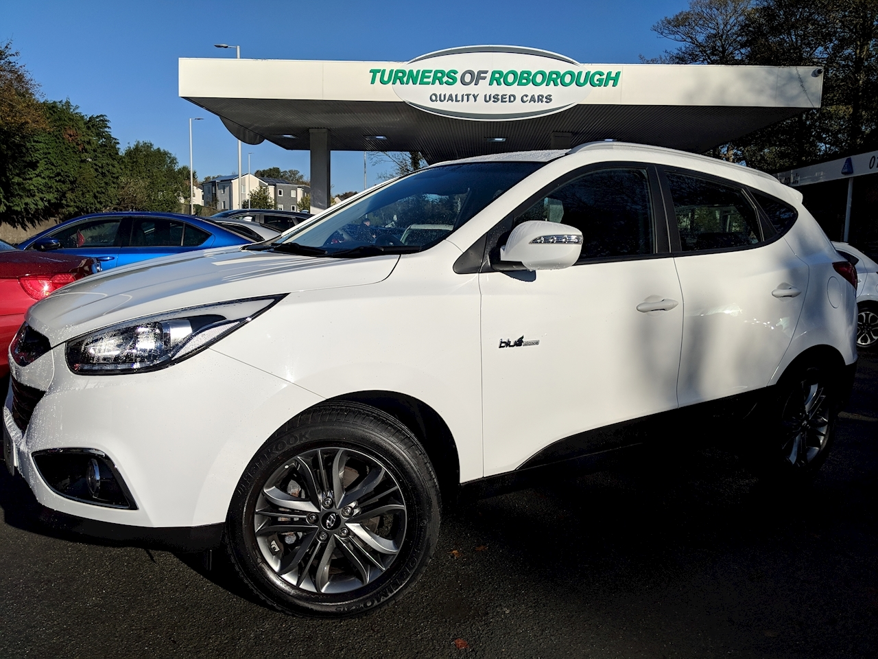 New & used hyundai ix35 active manual 5 doors cars for sale in.