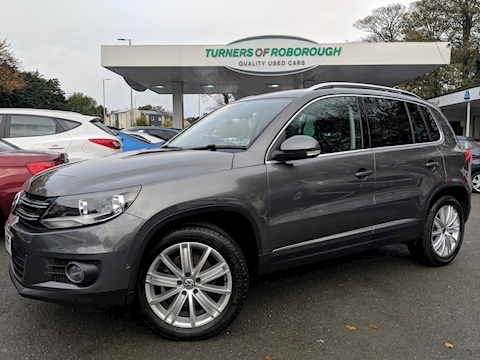 Volkswagen Tiguan Match Edition Tdi Bmt Estate 2.0 Manual Diesel