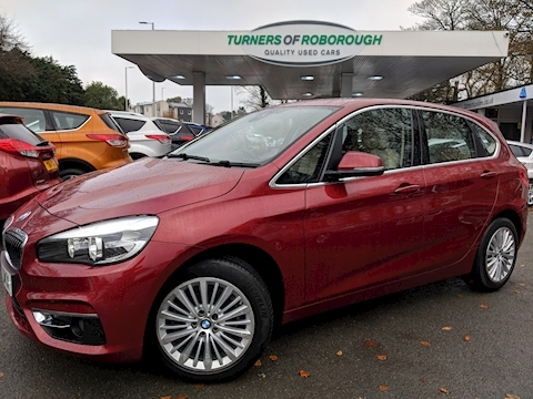 Bmw 2 Series 216D Luxury Active Tourer Hatchback 1.5 Manual Diesel