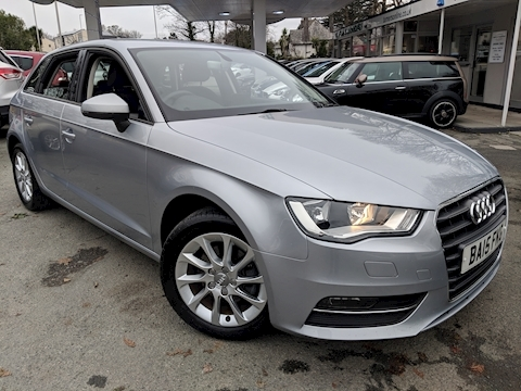 Audi A3 A3 Se Tfsi Hatchback 1.4 Manual Petrol
