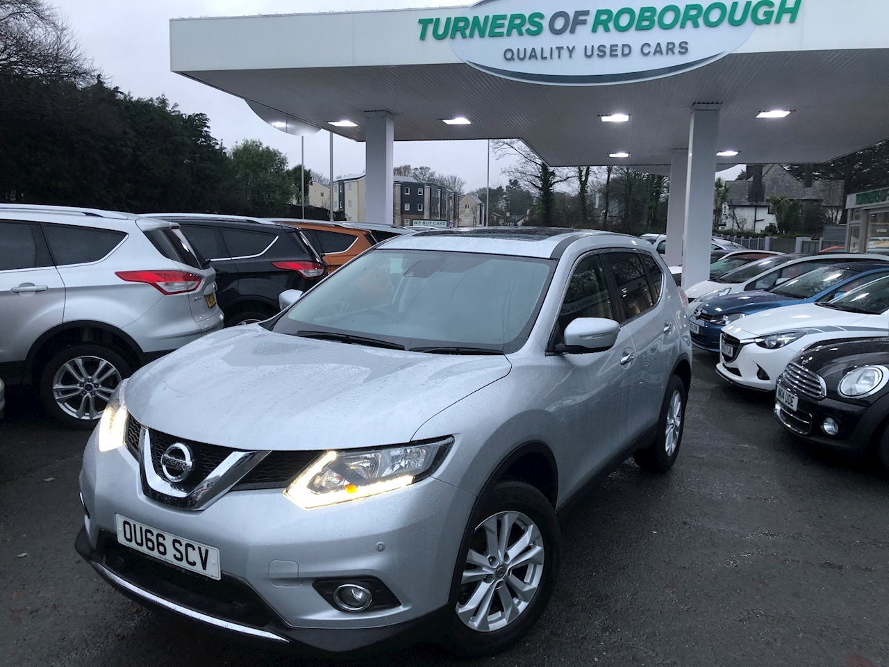 Nissan X-Trail Acenta Dci Estate 1.6 Manual Diesel